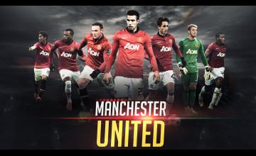 Man Utd Wallpaper 2014
