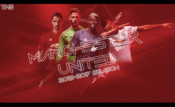 Manchester United Wallpaper 2017