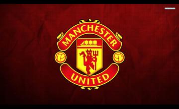 Manchester United Logo Wallpaper HD 2017