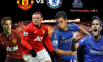 Manchester United Vs Chelsea Wallpapers