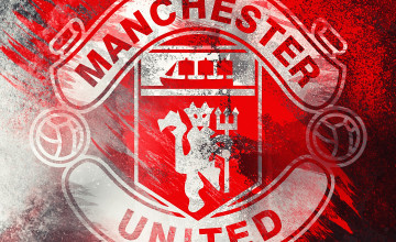 Manchester United Wallpaper 2017 Logo