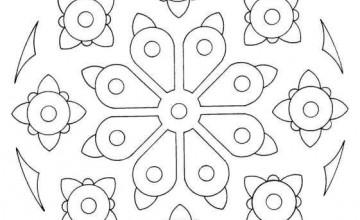 mandala wallpaper hd wallpapersafari. Black Bedroom Furniture Sets. Home Design Ideas