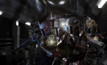 Mandalorian Background