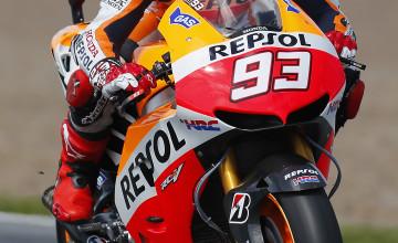 Marc Marquez - Repsol Honda Wallpapers