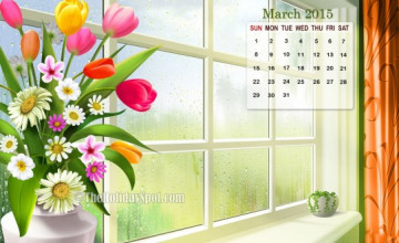 March 2015 Wallpaper