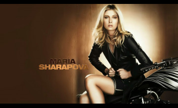 Maria Sharapova Wallpapers Free Download