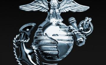 Marine Corps iPhone Wallpaper