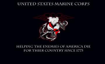 Marine Corps Screensavers and Wallpaper