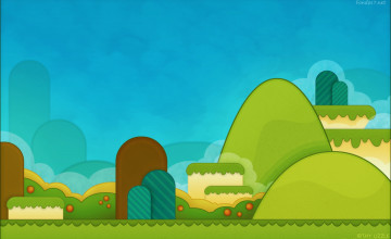 Mario Backgrounds