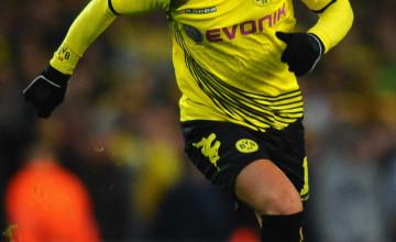 Mario Götze Borussia Dortmund Wallpapers