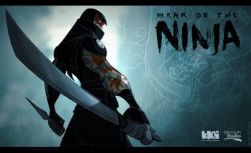 Mark of the Ninja Wallpaper