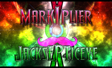Markiplier and Jacksepticeye Wallpaper