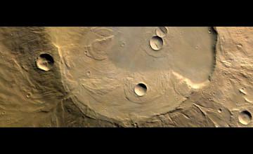 Mars Dual Monitor Wallpaper
