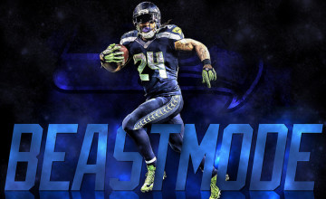 Marshawn Lynch Wallpaper Full