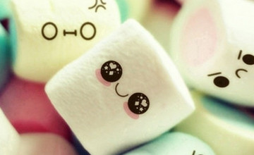 Marshmallow Wallpaper