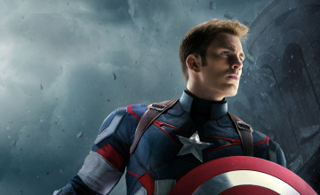 Marvel Captain America Wallpapers