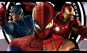 Marvel Civil War Movie Wallpaper