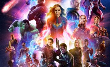 Marvel Endgame Wallpapers
