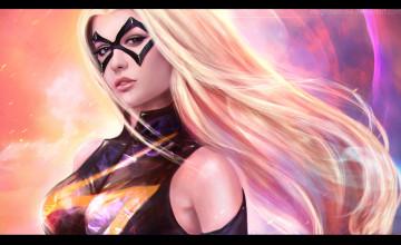 Marvel Girls Wallpaper