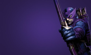 Marvel Hawkeye Wallpapers