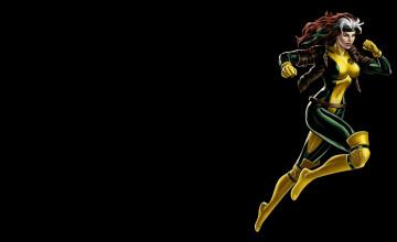 Marvel Rogue Wallpaper