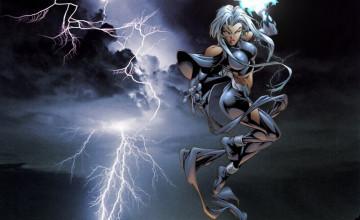 Marvel Storm Wallpaper