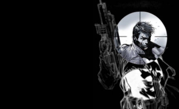 Marvel The Punisher Wallpaper