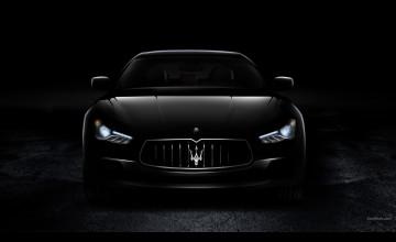 Maserati Ghibli Wallpaper