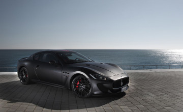 Maserati GranTurismo Wallpapers
