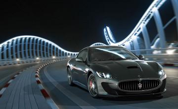 Maserati GT Wallpaper