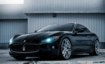 Maserati Pictures and Wallpapers