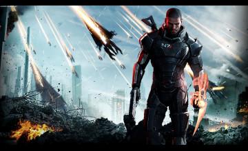 Mass Effect 3 Wallpaper 1080p