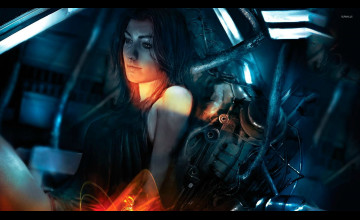 Mass Effect 3 Wallpaper 1920x1080