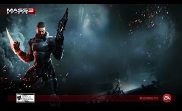 Mass Effect 3 Wallpapers HD