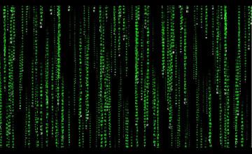 Matrix Code Wallpaper HD