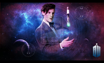 Matt Smith Wallpaper