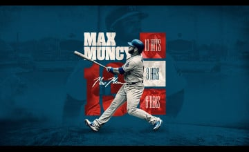 Max Muncy Wallpapers
