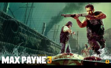Max Payne 3 Wallpaper 1920x1080