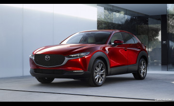 Mazda CX-30 Wallpapers