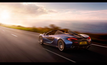McLaren 570S Wallpapers