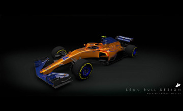 McLaren MCL33 Wallpapers