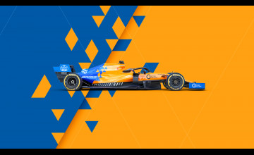 McLaren MCL34 Wallpapers
