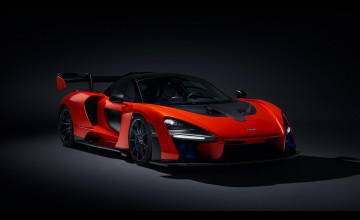 McLaren Senna Wallpapers