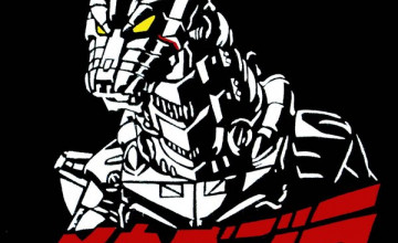 Mecha Godzilla Wallpapers