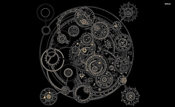 Mechanism Wallpaper