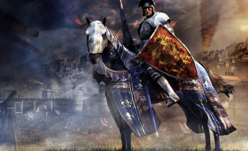 Medieval Knights Wallpaper