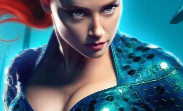 Mera Aquaman Wallpapers