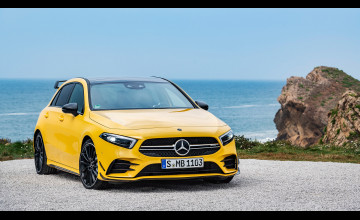 Mercedes-AMG A 45 2019 Wallpapers