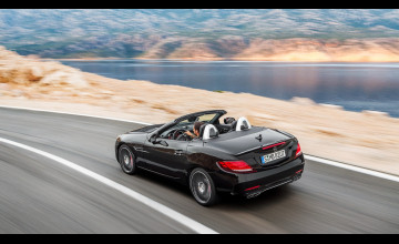 Mercedes-AMG SLC43 Wallpapers