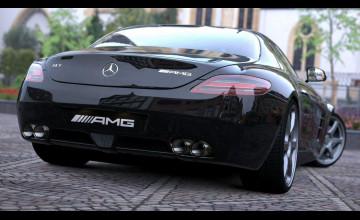 Mercedes AMG Wallpaper HD